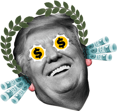 Deal with Dollars for Donald